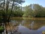 Gewässerbilder Rückhaltebecken